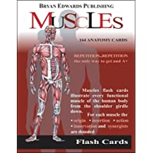 The Muscles (Flash Cards) (Flash Anatomy)