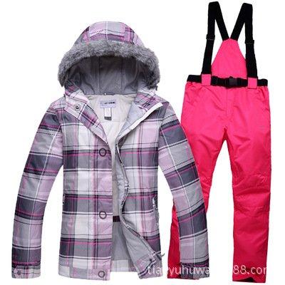 Antivento Donne Cappotto Di Sci Impermeabile Uomini Giacche Fym 3 Pantaloni Calda Dyf Degli Tuta Giacca Cerniera 8C80q7Yw