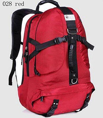40LBackpack al aire libre mochila bolsa de viaje bolsa de senderismo (3 colores) , 1 2
