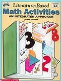 Literature-Based Math, Scholastic, Inc. Staff, 0590492012