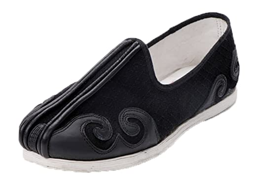 Men's Monk Loafer Shoes Martial Arts Shoes Kung Fu Tai Chi Shoes