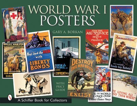 World War I Posters (Schiffer Book for Collectors with Price Guide) - 1915 Poster