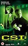 CSI: Crime Scene Investigation [VHS]