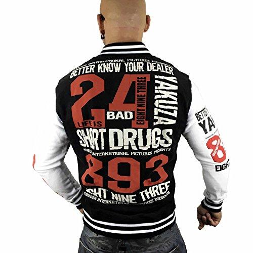 Yakuza Homme Vestes & Blousons / Blouson Teddy Know Your Dealer