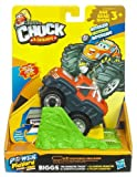 chuck truck and friends - Chuck & Friends - Motorized BIGGS the Monster Truck