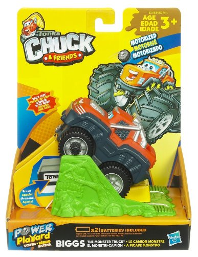 Chuck & Friends - Motorized BIGGS the Monster (Motorized Vehicle)