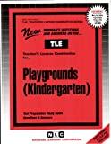 Playgrounds (Kindergarten), Rudman, Jack, 0837380480