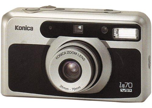 Konica Z-UP 70 VP Date 35mm Camera HB34808