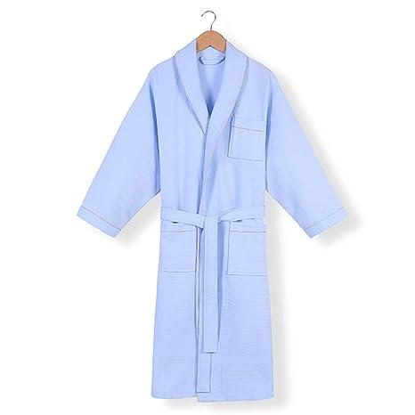 DPPAN Cómodo Pijama Albornoz Kimono Mujer, Sexy Bata Cuello ...