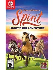 Dreamworks Spirit Luckys Big Adventure - Nintendo Switch Games and Software