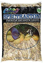 Shallow creek regular natural for freshwater aquariums. Will not affect PH. Safe for use in freshwater aquariums.