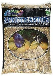 Spectrastone Shallow Creek Regular for Freshwater Aquariums, 5-Pound Bag