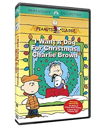 Amazon.com: I Want a Dog for Christmas, Charlie Brown: Jimmy ...