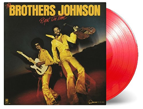 Right On Time (Ltd/180G/Strawberry Red Vinyl)
