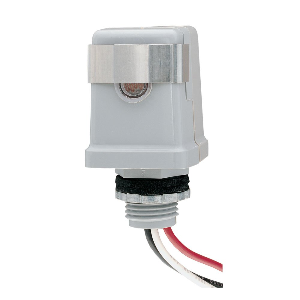 Intermatic K4135 480-Volt Thermal Photocontrols with Stem Mounting