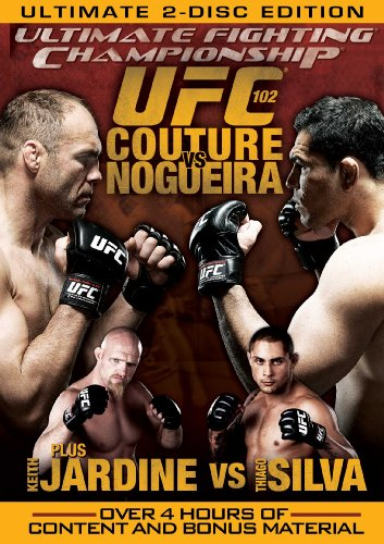 Ufc 102 for sale  Delivered anywhere in USA