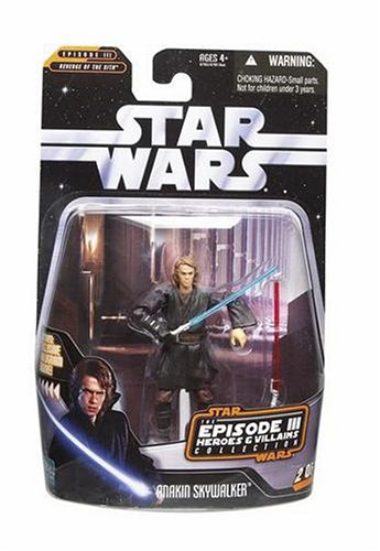 Hasbro Star Wars Greatest Hits Basic Figure Anakin Skywalker