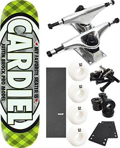 【海外限定】 Real Skateboard B06XC1K7BC Skateboardsお気に入りスケートボード7.75 31.25