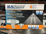 Sunforce Solar Motion Security Light 1500 Lumens