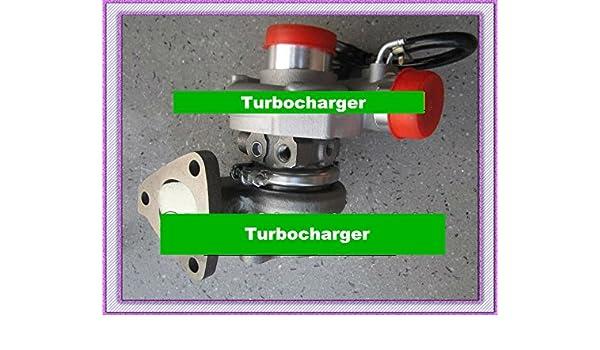 GOWE turbo para Turbo TF035 49135 - 04121 49135 - 04212 28200 - 4 A201 agua fría para Hyundai Starex TDI VAN H1 H200 Galloper Terracan 4D56T D4BH 2,5 L: ...