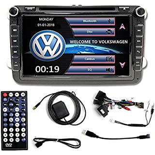 Sale Off OttoNavi Volkswagen Jetta 2006-2012 In-Dash Navigation/DVD/Bluetooth Stereo OE Fitment