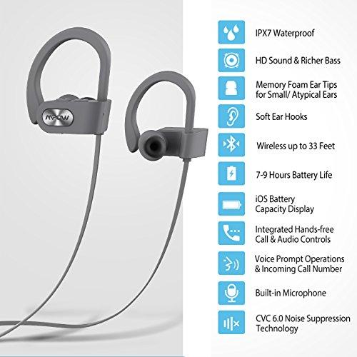 Музыкальный инструмент Mpow Flame Bluetooth Headphones