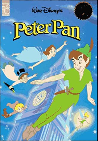 Peter Pan Disney Classic Series Mouse Works 9781570820465