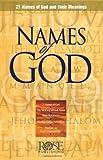 Names of God, Rose Publishing, 1890947512