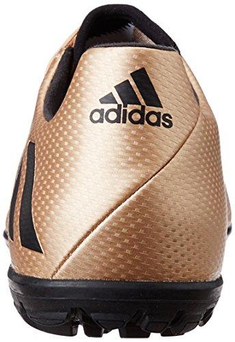 Bota de fútbol adidas Messi 16.3 Turf Copper metallic-Core black Copper metallic-Core black