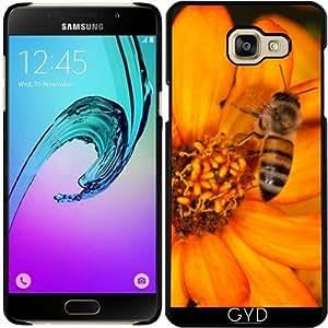 Funda para Samsung Galaxy A5 2016 (SM-A510) - Flor De Naranja Y Abeja by loki1982