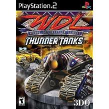 World Destruction League: Thunder Tanks for PlayStation 2
