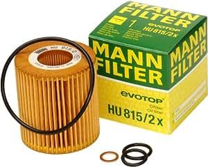 Mann-Filter HU 815/2 x Filtro de Aceite