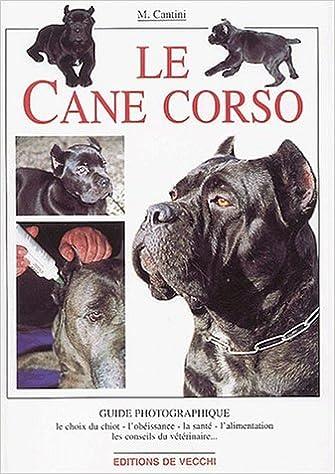 Livres gratuits Le Cane Corso pdf