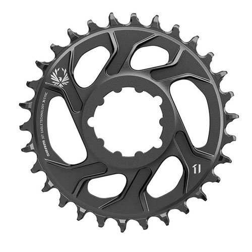 Sram Chain Ring X-sync 2 Steel Direct Mount 3mm Offset Boost Eagle: Black 30t by SRAM