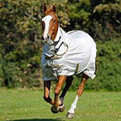 Shires Tempest Fly Sheet w/ Attached Neck