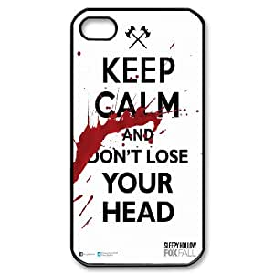 Wholesale Cheap Phone Case For Iphone 4 4S case cover -Keep Calm Quotes Series-LingYan Store Case 17