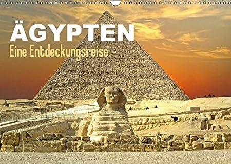 Ägypten - Eine Entdeckungsreise (Wandkalender 2019 DIN A4 quer): Die Schönheit Ägyptens über und unter Wasser (Monatskalender, 14 Seiten ) (CALVENDO Natur) Tina Melz 3669791515 Afrika Kairo