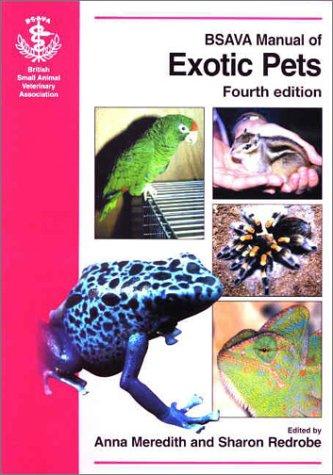 BSAVA Manual of Exotic Pets (BSAVA British Small Animal Veterinary Association)