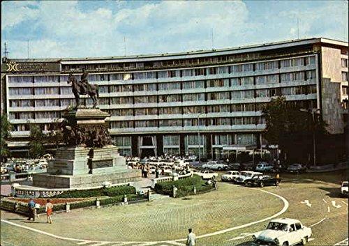 Grand Hotel Sofia Sofia, Bulgaria Original Vintage Postcard