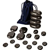 ForPro Basalt Massage Stones, 20 Count
