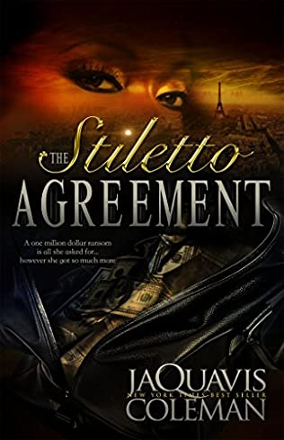 book cover of The Stiletto Agreement