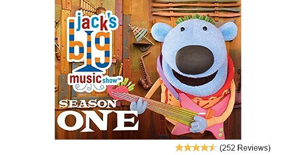 Amazon Com Watch Jack S Big Music Show Season 1 Prime Video