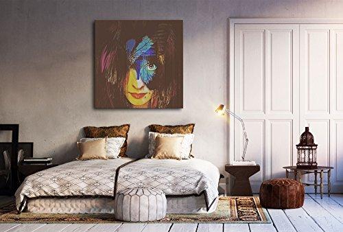 free impression gicle sur toile en grand format u butterfly girl u xcm photo sur toile de with. Black Bedroom Furniture Sets. Home Design Ideas