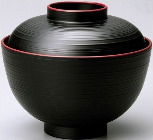 japanese rice bowl with lid - 2