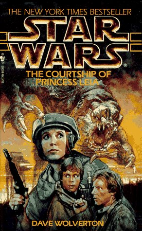 Star Wars: The Courtship of Princess Leia - Book  of the Star Wars Legends