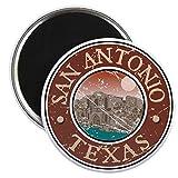 CafePress - San Antonio Magnet