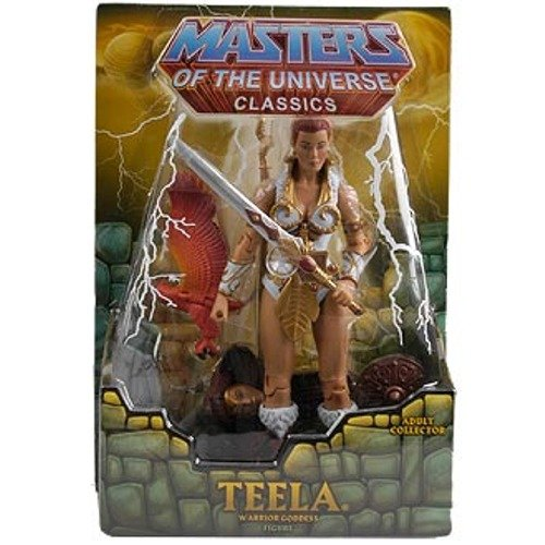 Teela - Masters of the Universe Classics Action Figure