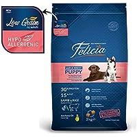 Felicia Az Tahıllı 3 Kg Yavru Kuzulu M/Large Breed Hypoallergenic Köpek Maması