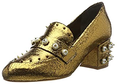 SchutzWomen Shoes - Scarpe con Tacco Donna , oro (Gold (Bronze)), 36