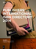 Publishers' International ISBN Directory 2014, , 3110302500